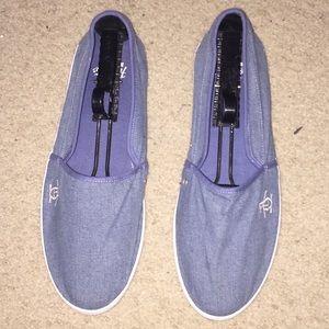 Penguin Blue Loafers 11M NWOT